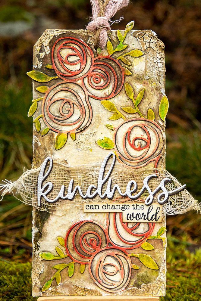 94391 Kindness Cursive Script