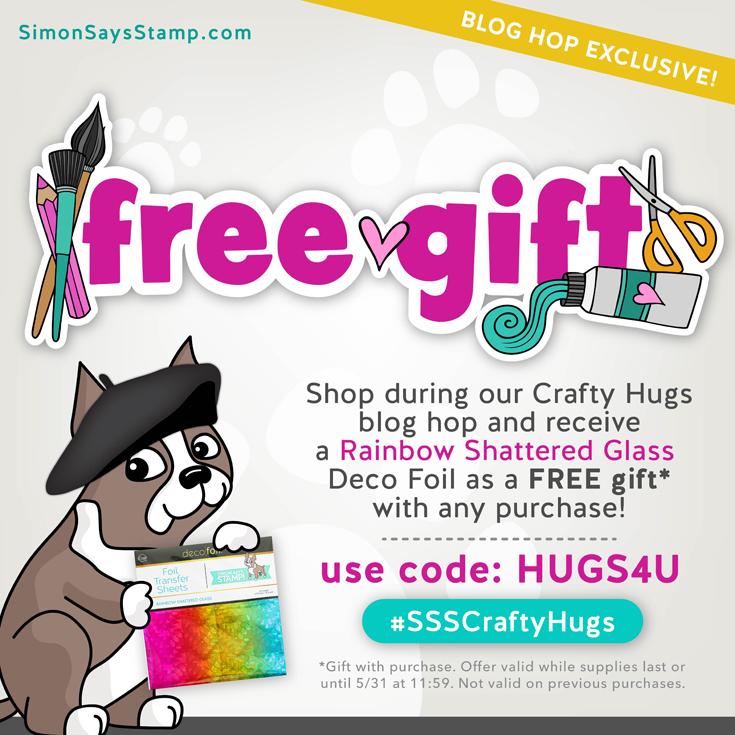 Crafty Hugs Blog Hop