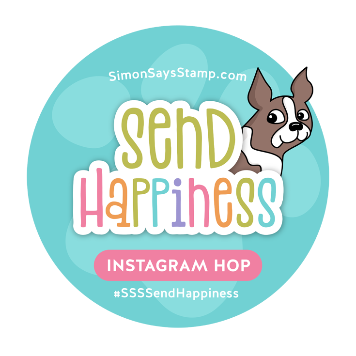 Send Happiness Instagram Hop