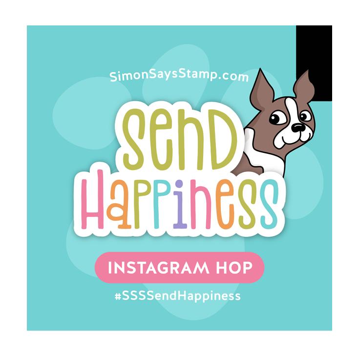 Send Happiness Instagram Hop