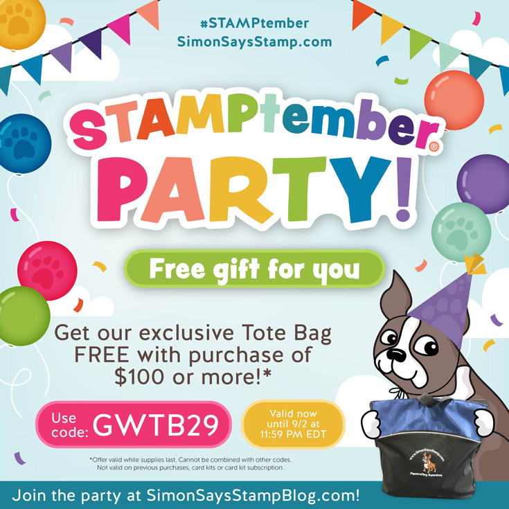 STAMPtember® 2020 Blog Party