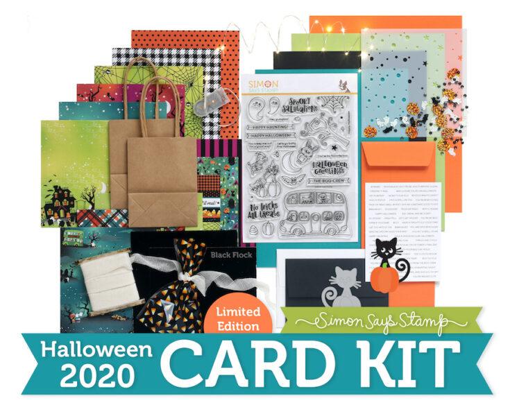 Halloween 2020 On Demand Halloween Limited Edition Kit Happy Haunting SURPRISE!   Simon
