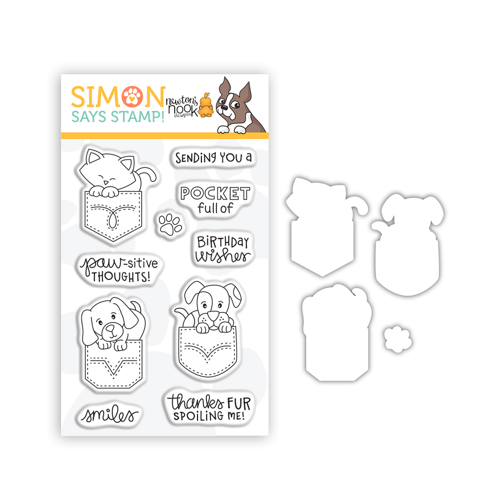 Newtons Nook Range Of Clear Stamp Sets