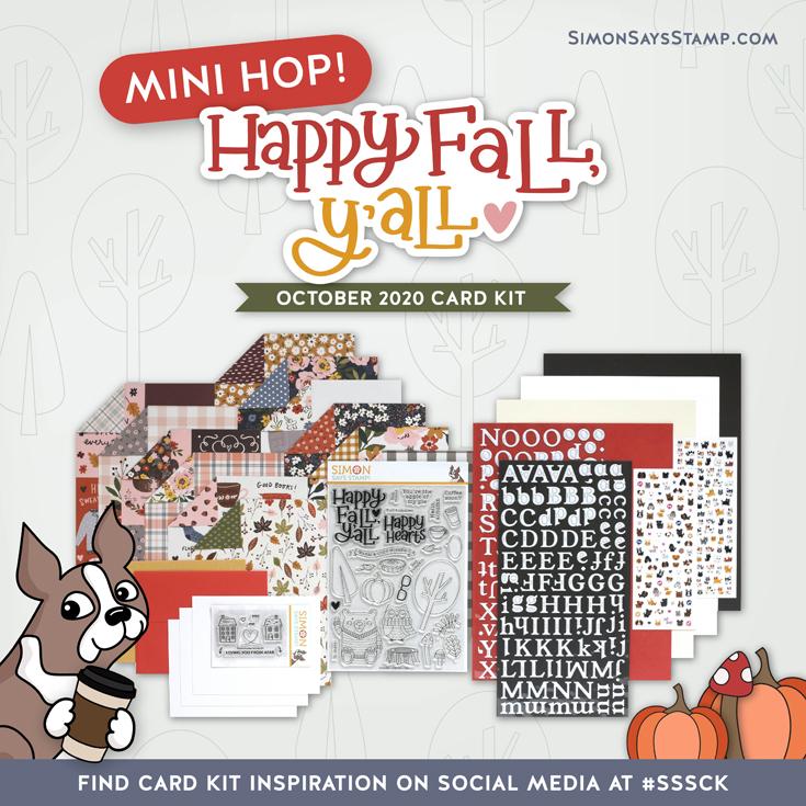 October 2020 Card Kit Min Hop