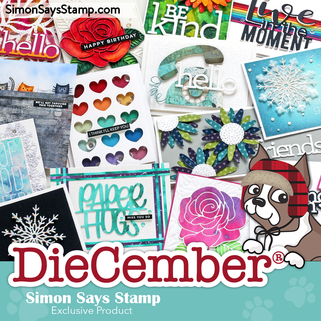 Simon Says Stamp Diecember 2020