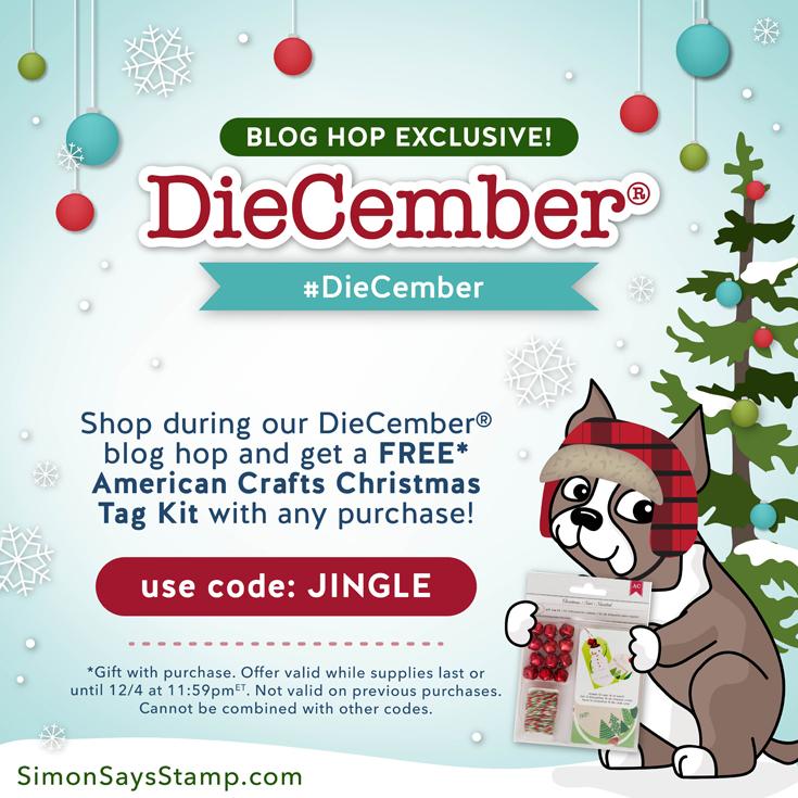 DieCember® Blog Hop