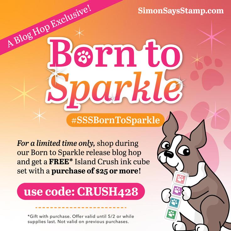 Born to Sparkle blog hop