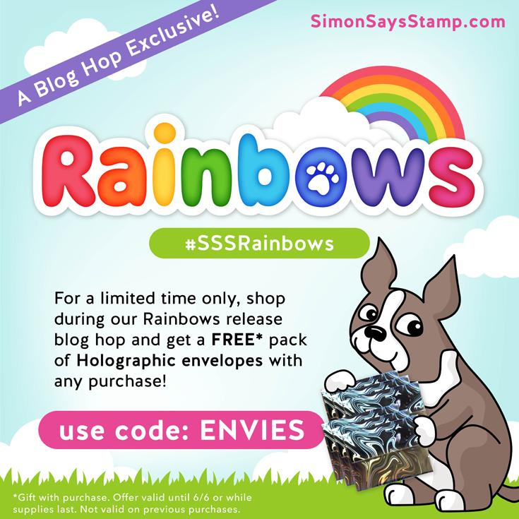 Rainbows Blog Hop