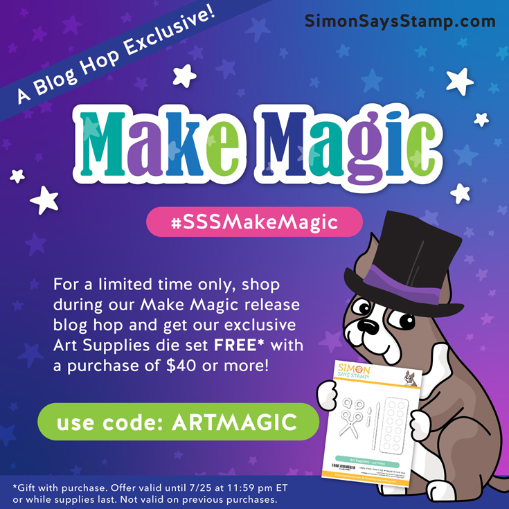 Make Magic Blog Hop