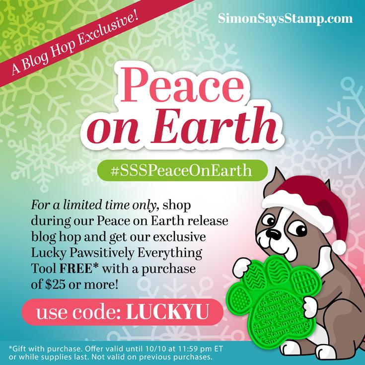 Peace on EarthBlog Hop